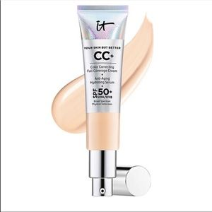 "NEW, IT Cosmetics ""Perfect Finish"" -  LIGHT"